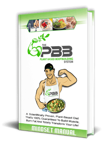 The Plant-Based Bodybuilding System cover