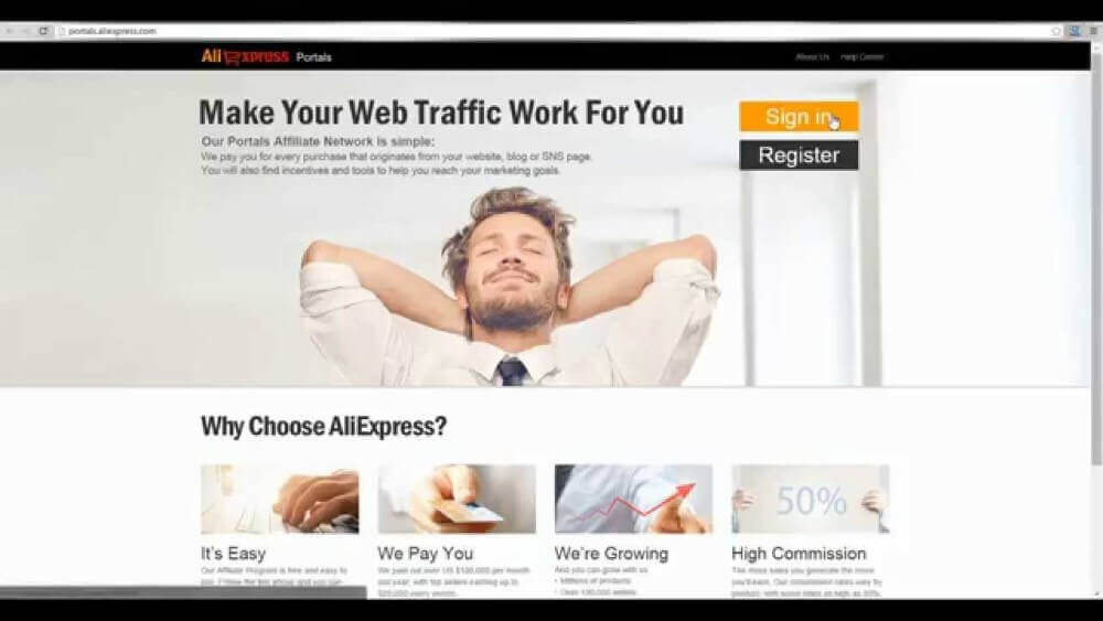 aliexpress wordpress plugin advertisement