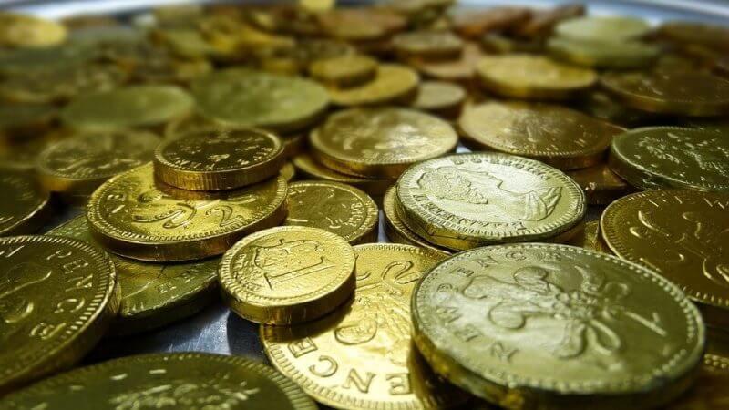 money coins