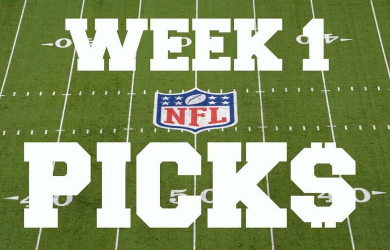 week 1 picks