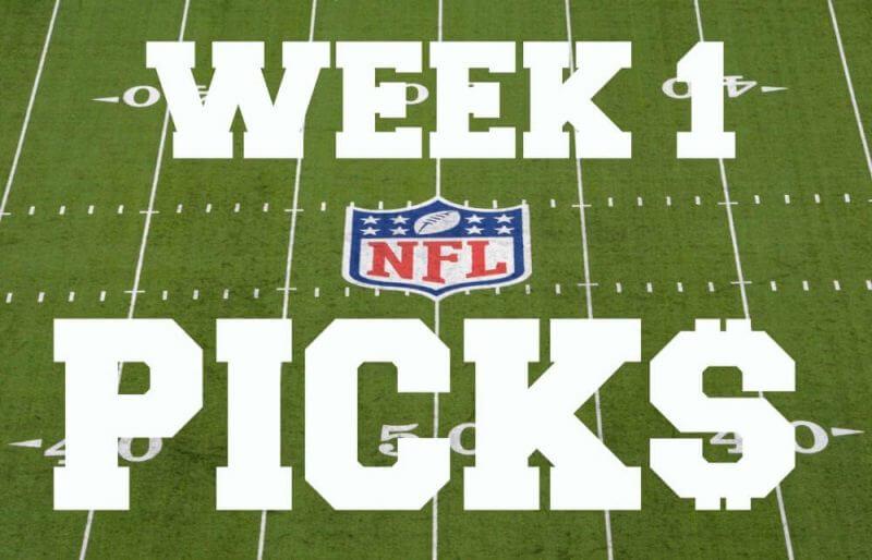 week 1 picks