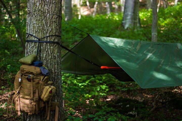 EVATAC Combat Bag sleeping tent