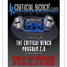 Critical Bench Program Review - Does It Really Work?