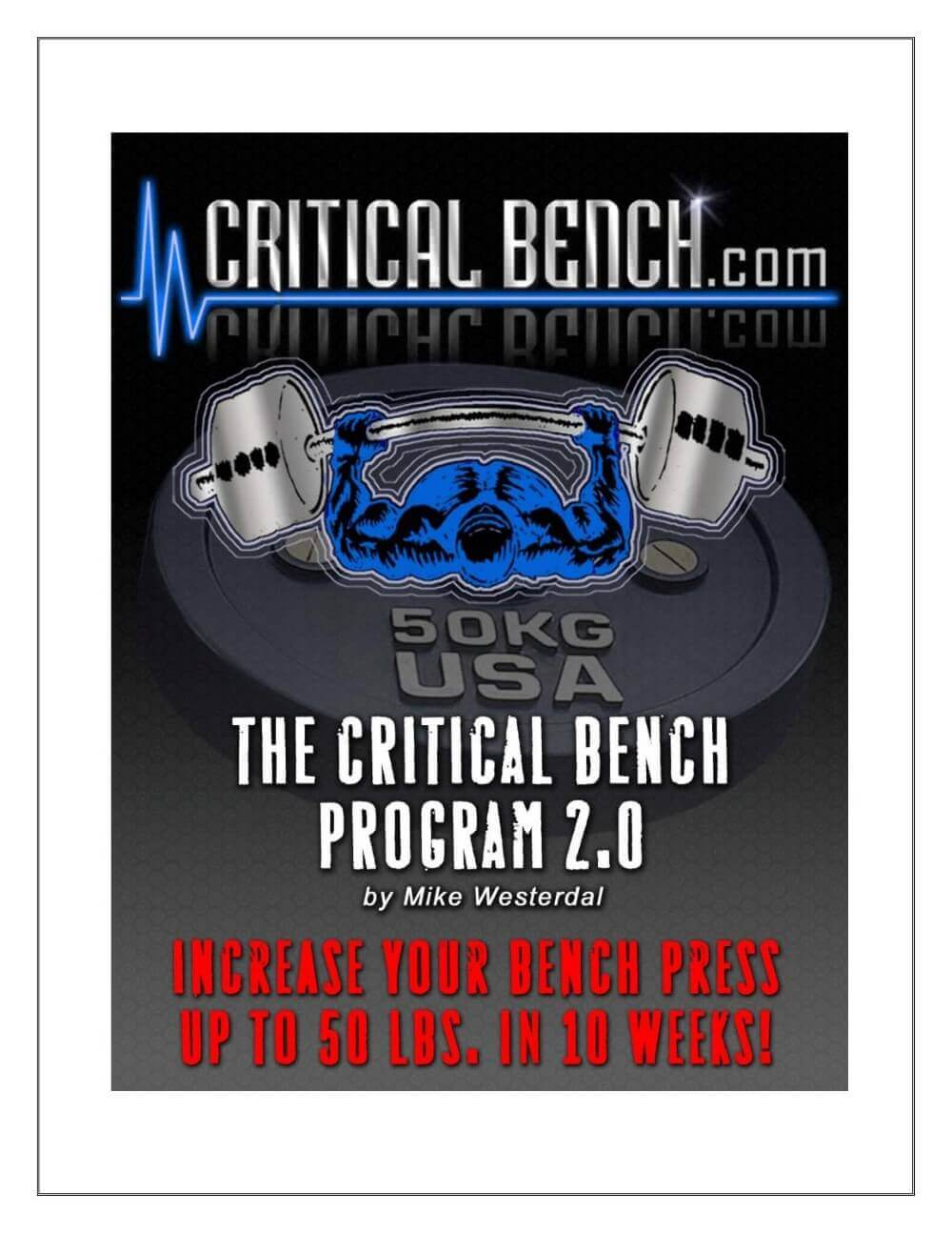 Critical Bench Program Review – Does It Work?