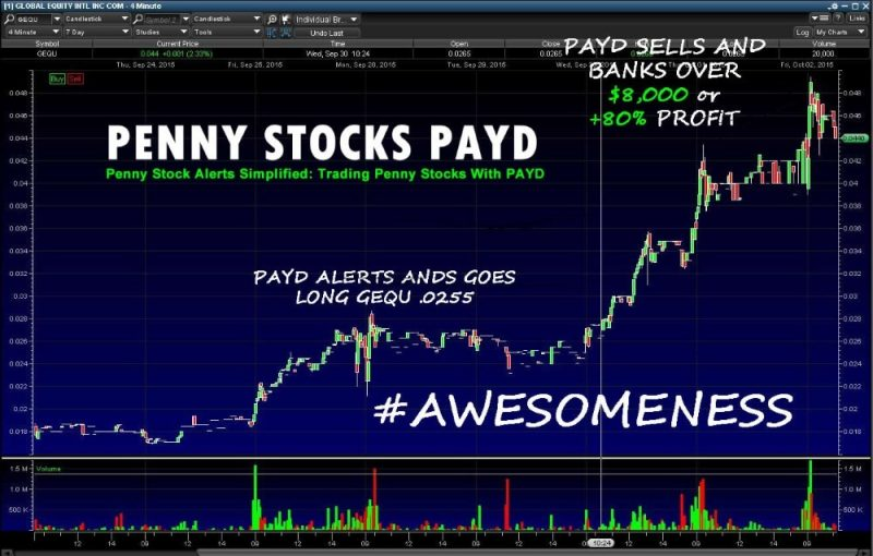 penney stock program