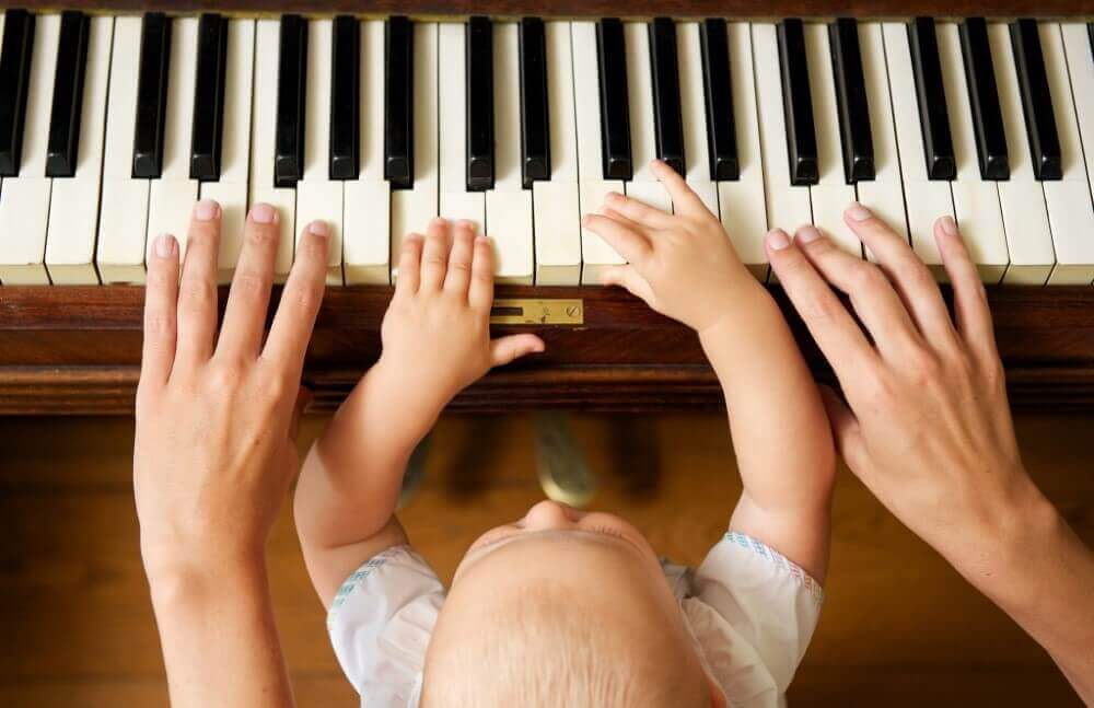 piano learning