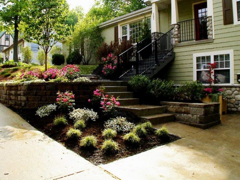 pictures of front yard landscaping ideas 4