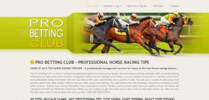 The Pros and Cons of Pro Betting Club – Detailed Review