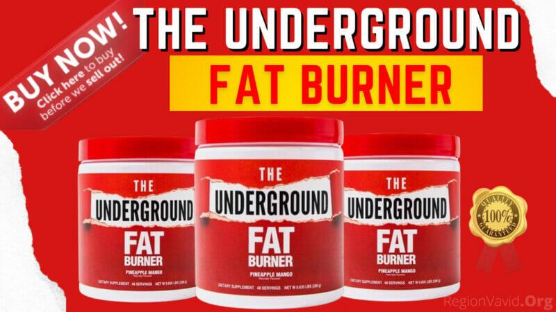 The Underground Fat Burner Product