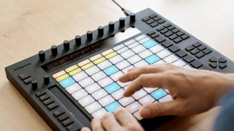 beatmaking machine