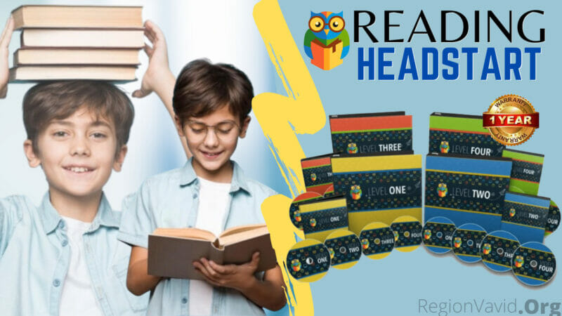 Reading Head Start Featured Images