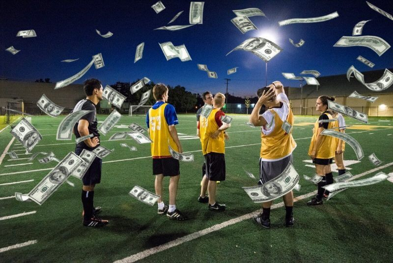 players and money
