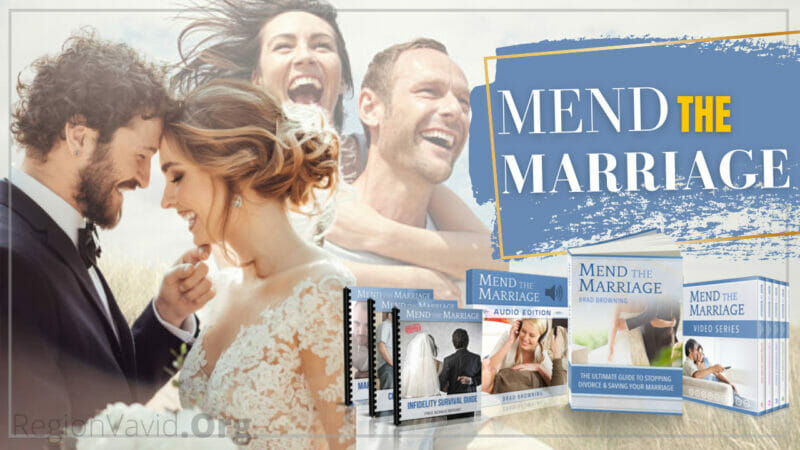 Mend The Marriage And Live Happily Ever After