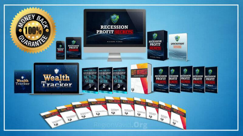 Recession Profit Secrets Product