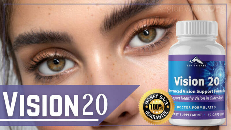 Vision 20 Taker Of Your Eyes