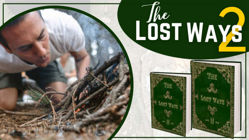 The Lost Ways 2 Learn About Survival