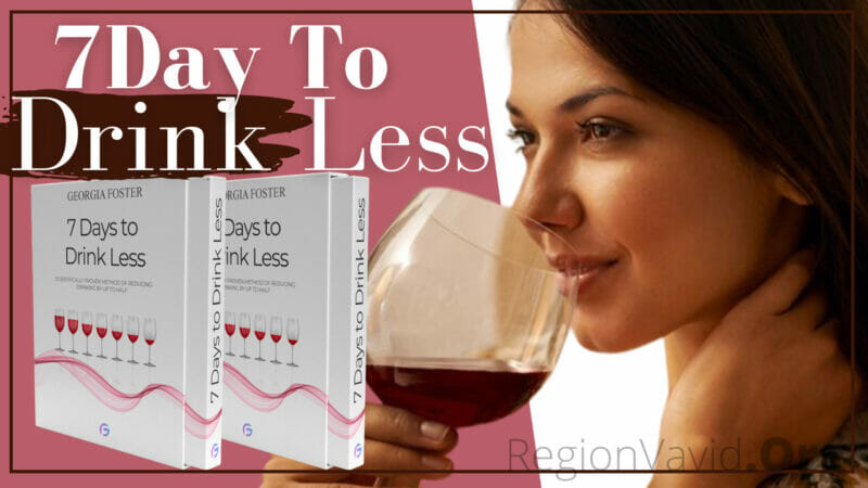 7 Days to Drink Less Alcohol