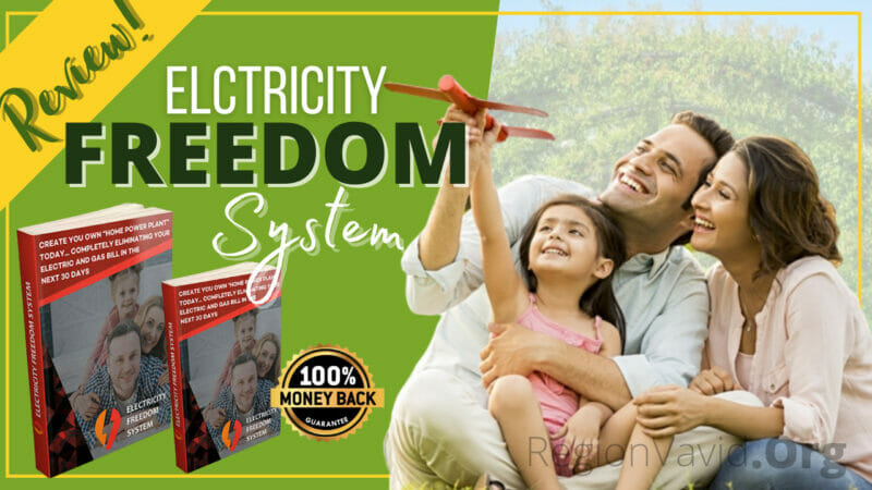 Electricity Freedom System Save Energy Now