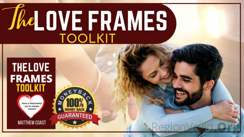 The Love Frames Toolkit Strategy