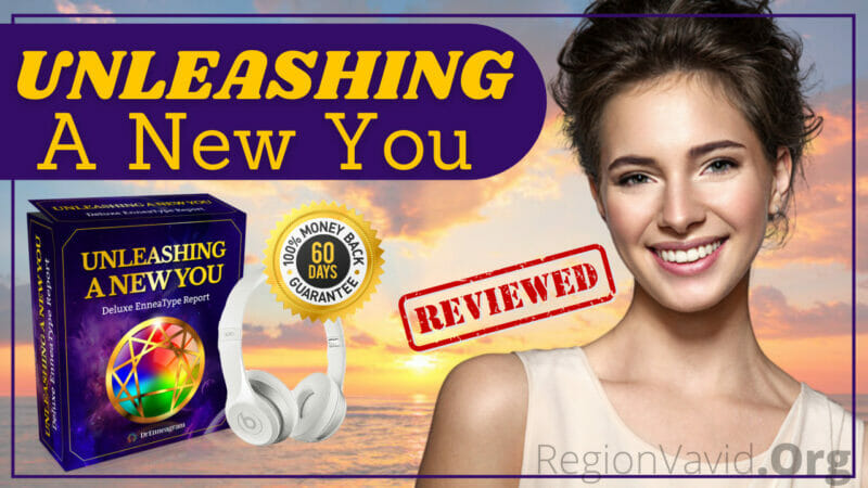 Unleashing A New You Now