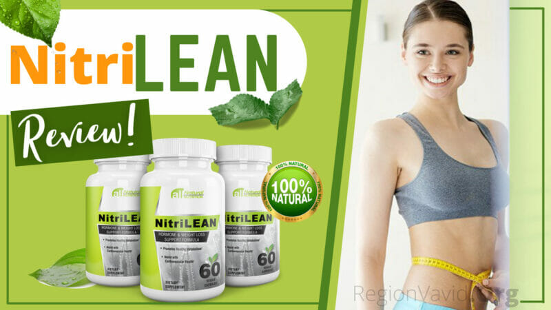 NitriLean Get Rid Of Those Fat Belly!
