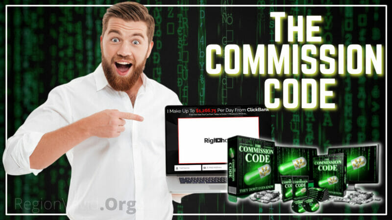 The Commission Code Help You Make Money Online