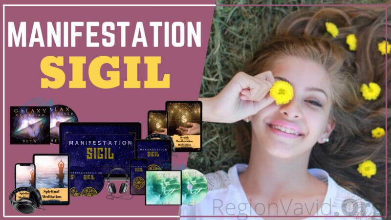 Manifestation Sigil Get That Abundance of Life