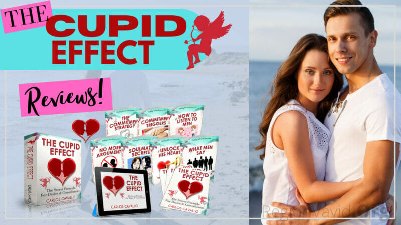 Carlos Cavallo's The Cupid Effect Get Yours Now