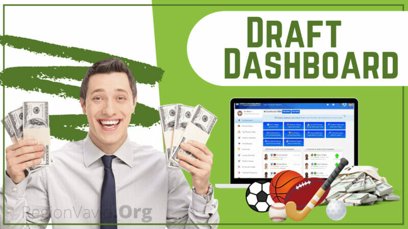 Draft Dashboard Start Winning Now