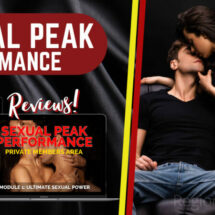 Sexual Peak Performance Review - Pros, Cons & My Honest Thoughts!