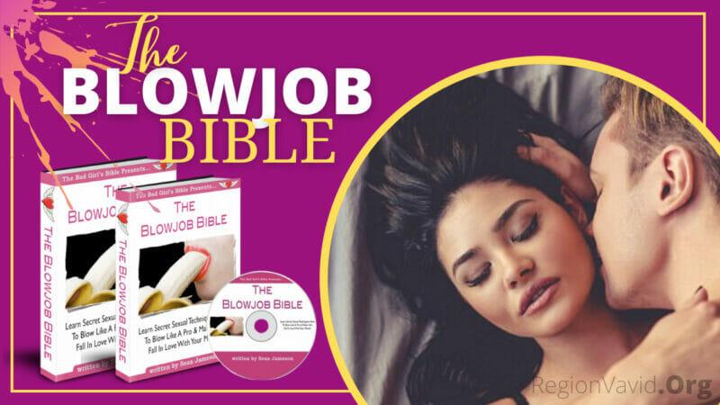Blow Job Bible Turn Her On