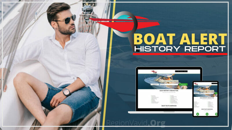 Boat Alert History Reports Must Try