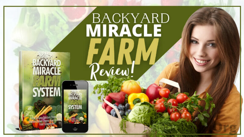 Backyard Miracle Farm Get This Healthy Food Now