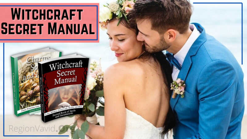 Witchcraft Secret Manual How to keep your marriage balanced