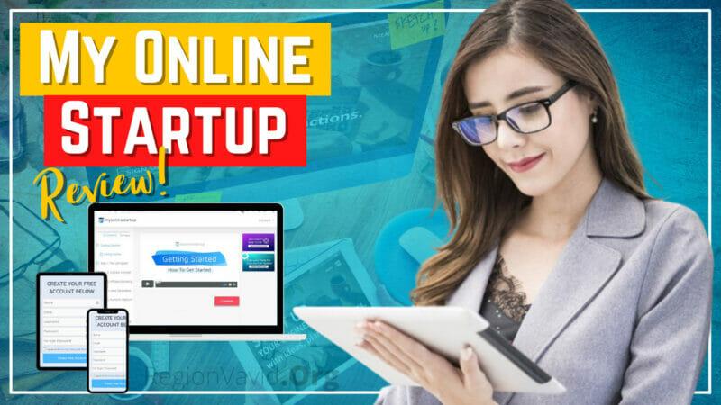 My Online Startup Make Money Online