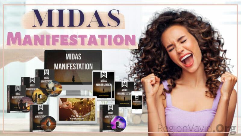 Midas Manifestation Wealth Now