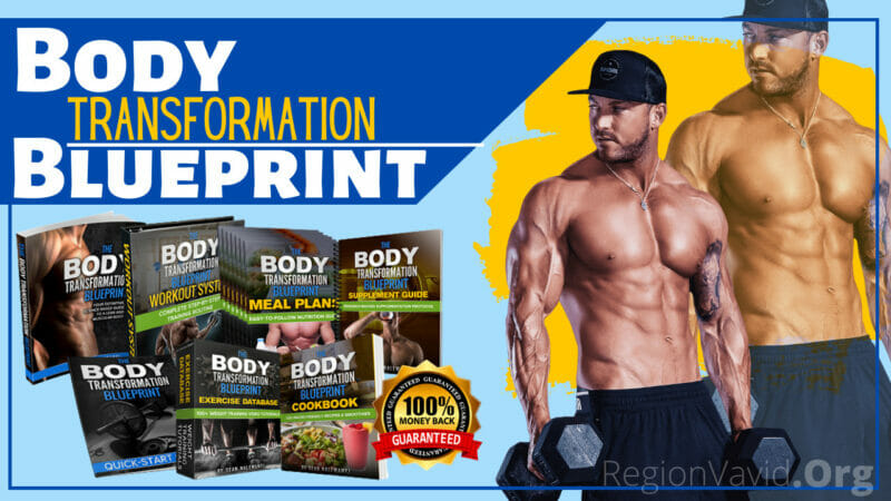 The Body Transformation Blueprint Get Yours Now