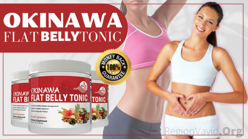 Okinawa Flat Belly Tonic A Must Try Now