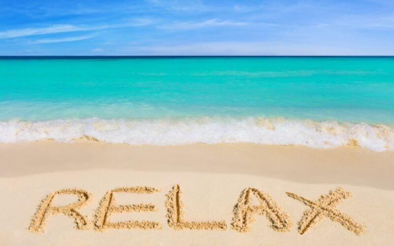 word reality on sand beaches soils