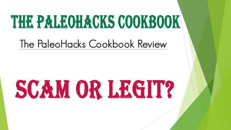 the paleohacks cookbook review scam or legit