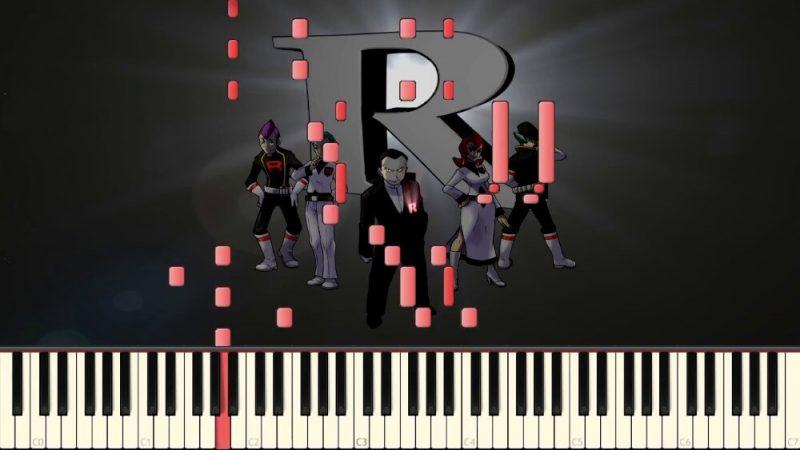 rocket piano supeheros