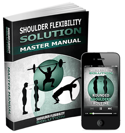 Shoulder Flexibility Solution product
