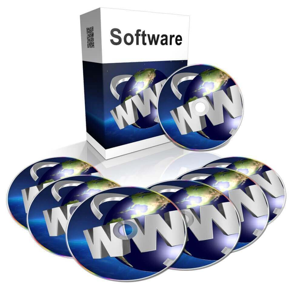 software package and disks