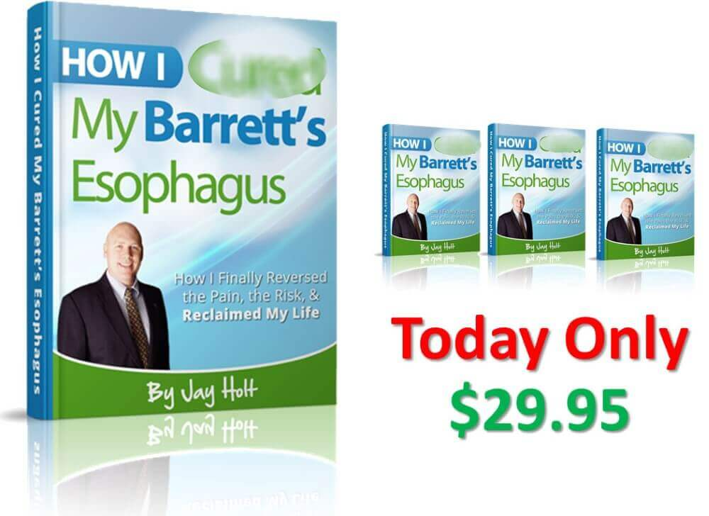 how i cured my barretts esophagus review