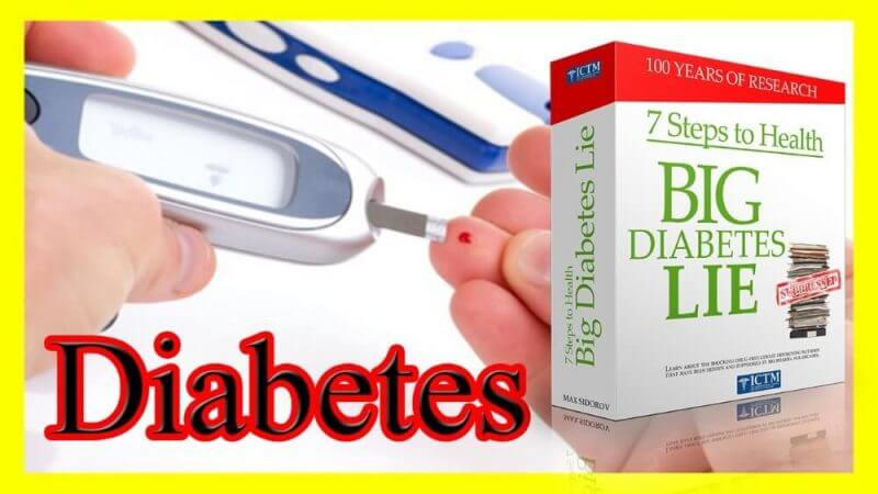 diabetes and 7 steps to health and big diabetes lie review