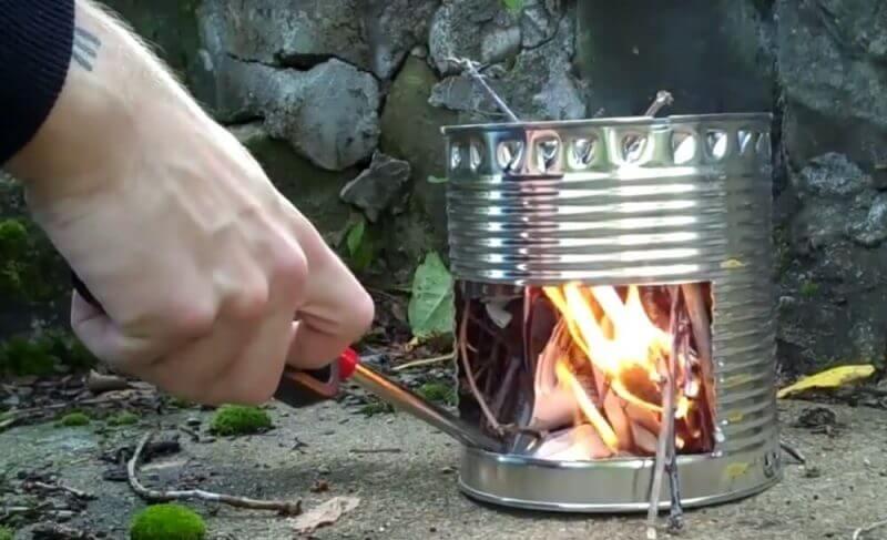 local stove