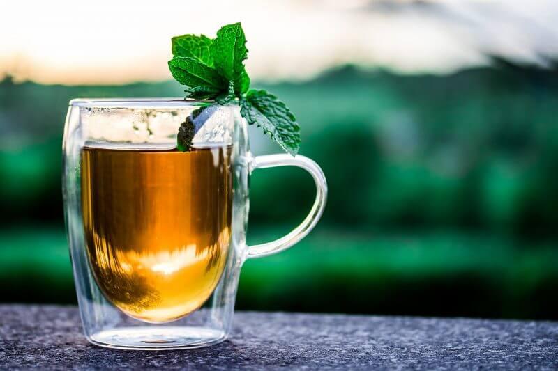 Hot Skinny Tea