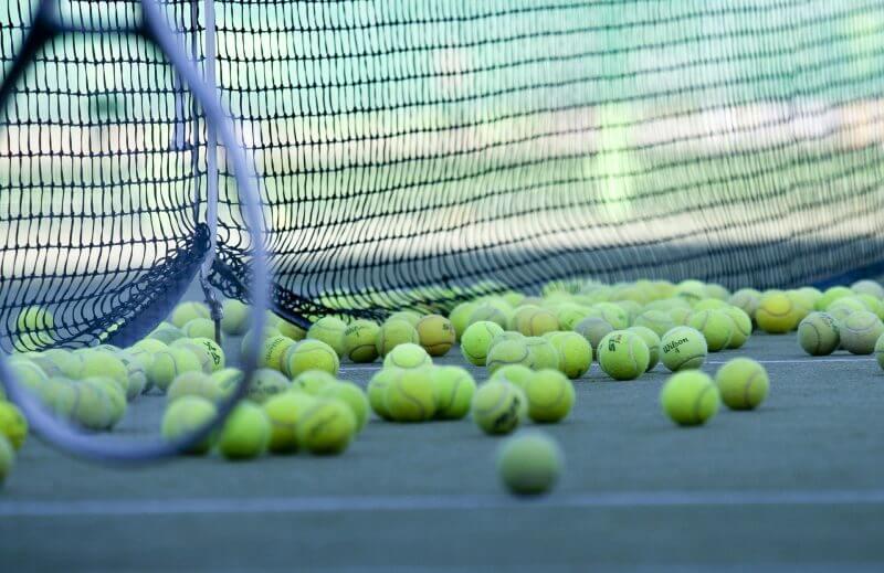 Online Tennis Instruction training