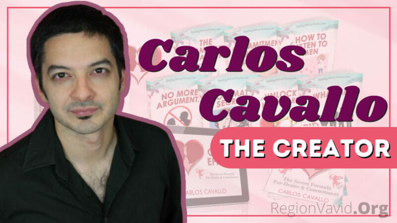 Carlos Cavallo's The Cupid Effect Creator