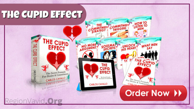 Carlos Cavallo's The Cupid Effect Product